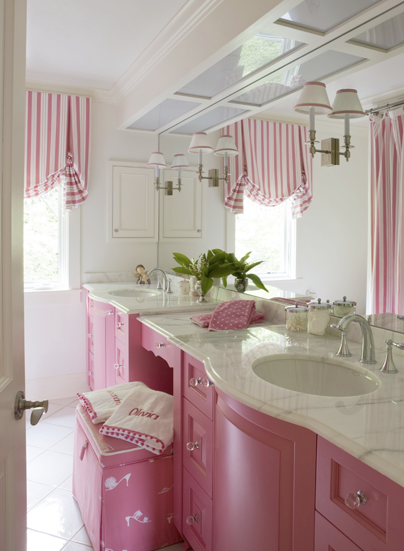 terrific pink bathroom color idea | Willow Bee Inspired: Color Palette No. 6 - Pink and ...
