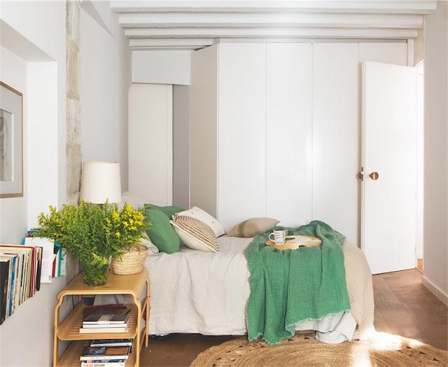 Dormitorio de primavera chicanddeco