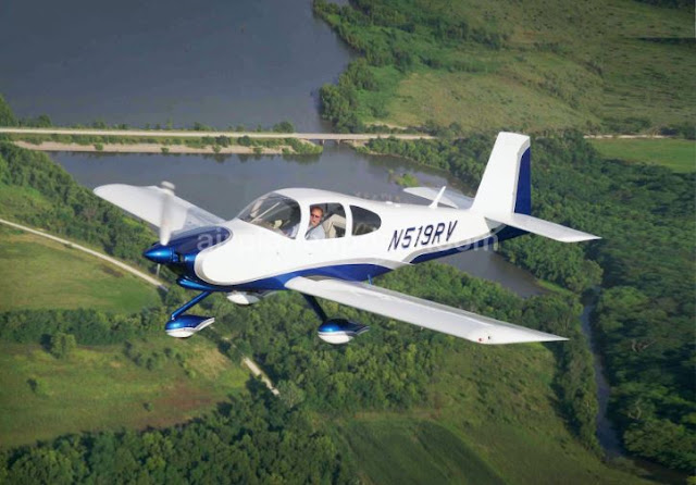 Vans RV-10 light sport aircraft