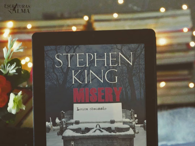 Resenha Misery Stephen King