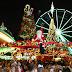 Primeiro acendimento de luzes emociona o público na Vila de Natal, em Blumenau (SC)