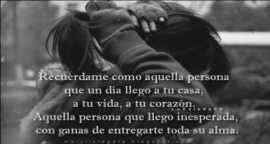 Abrazos, Alma, besos, Caricias, Corazón, Mensajes de Amor, Mentiras, Promesas, Recuerdo, Sentimientos del alma,