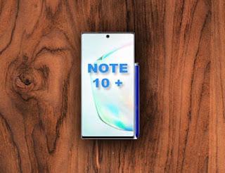 Harga Dan Spesifikasi Samsung Galaxy Note 10 dan Note 10 Plus
