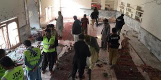Bom Meledak di Tempat Ibadah Syiah di Afghanistan, 2 Tewas dan 20 Lainnya Terluka