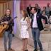 """[VÍDEO] Espanha: Veja a atuação de Manel Navarro no """"Agora nós"""" da RTP1"""