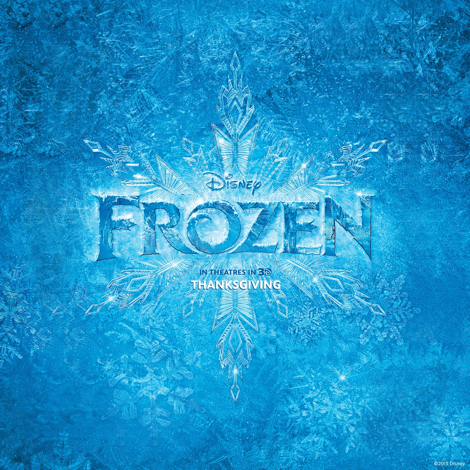 Frozen IPad Wallpaper