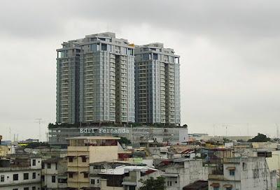 4 Bangunan Tertinggi di Kota Medan