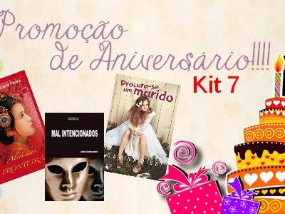 Promoção de aniversario #7 - 3 ano de Acordei