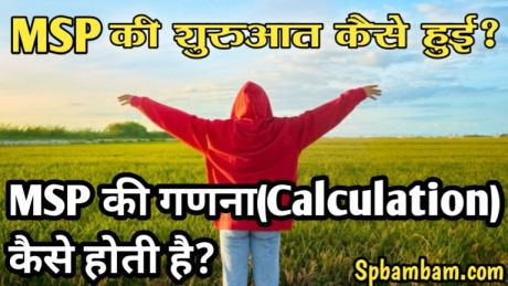 MSP Full Form in Hindi- Minimum Support Price | एमएसपी(MSP) क्या होता है और इनका फुल फॉर्म क्या होता है?