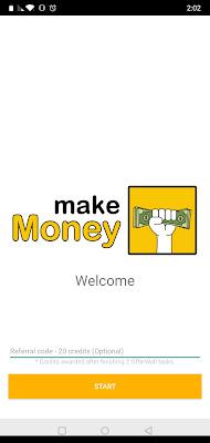קבלת כסף עבור מילוי משימות באפליקציה