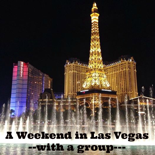fun things to do on a group trip to las vegas