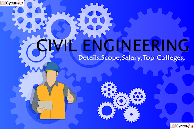 Civil Engineering Course  In India  : Details, Eligibility, Top Colleges, Syllabus, Scope Job, Salary