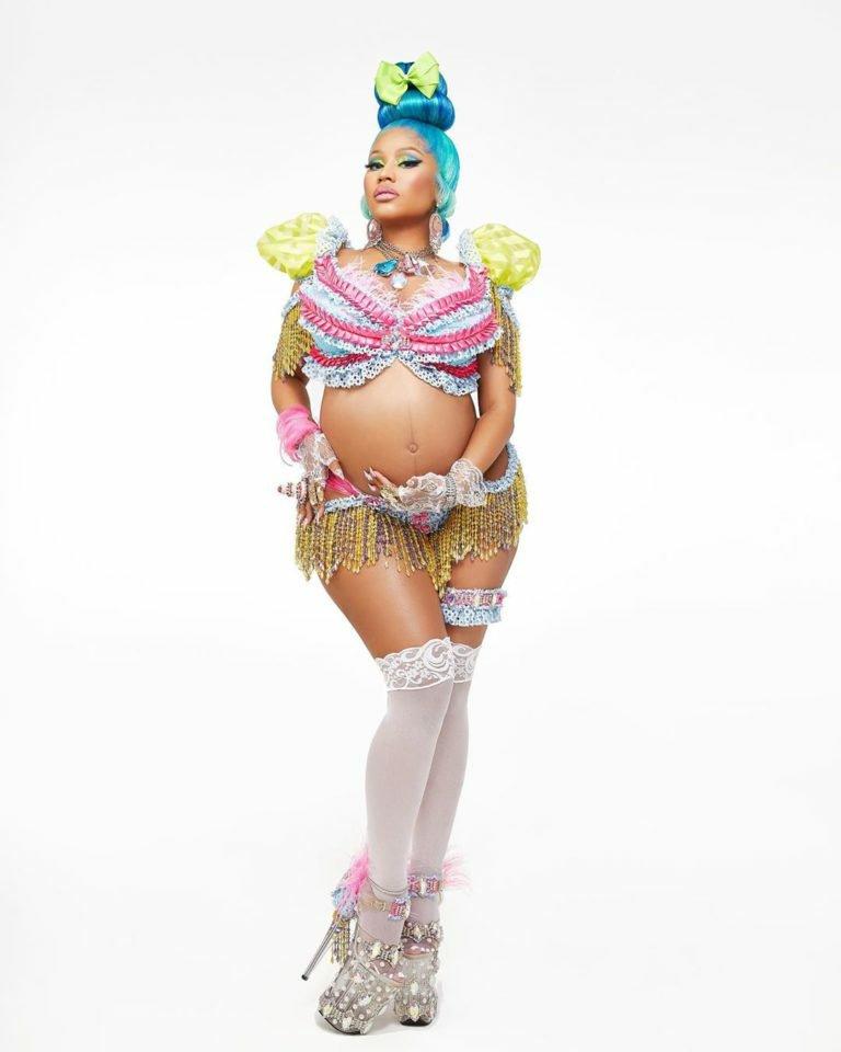 Photos-Singer-Nicki-Minaj-is-Expecting-a-Baby-Teelamford