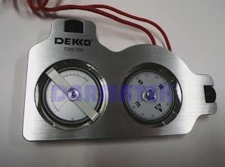 Darmatek Jual Dekko TDM-200 Kompas-Clinometer