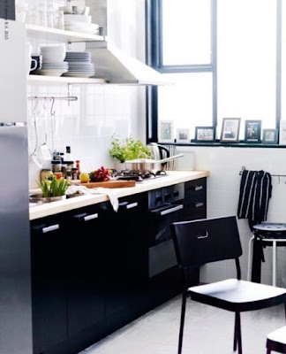 Ideas para conseguir una cocina más grande, más amplia y con más estilo