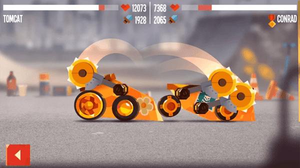 CATS: Crash Arena Turbo Stars Görselleri - 6