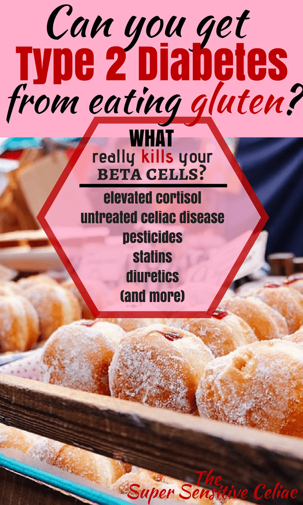 Pinterest Image: Fluffy Jelly Donuts Filled with Gluten