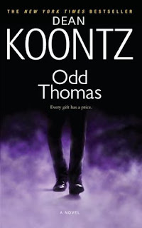 Odd Thomas by Dean Koontz book cover