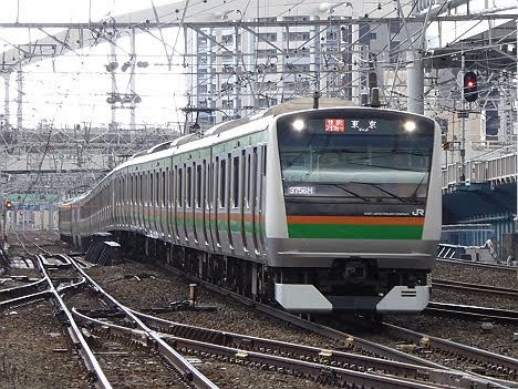 【ダイヤ改正で廃止!】東海道線 快速アクティー 東京行き