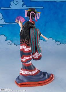 Figuarts ZERO Nico Robin (Orobi) de One Piece - Tamashii Nations