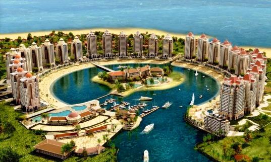 جزيرة اللؤلؤة - الدوحة