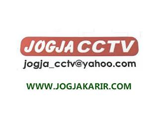 Lowongan Kerja Teknisi Listrik di Jogja CCTV