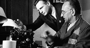 Liam Neeson y Ben Kingsley en La lista de Schindler