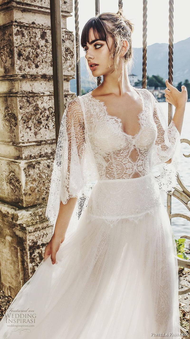 Wedding Inspiration: The Ultra Romantic Wedding Dresses of Pinella Passaro