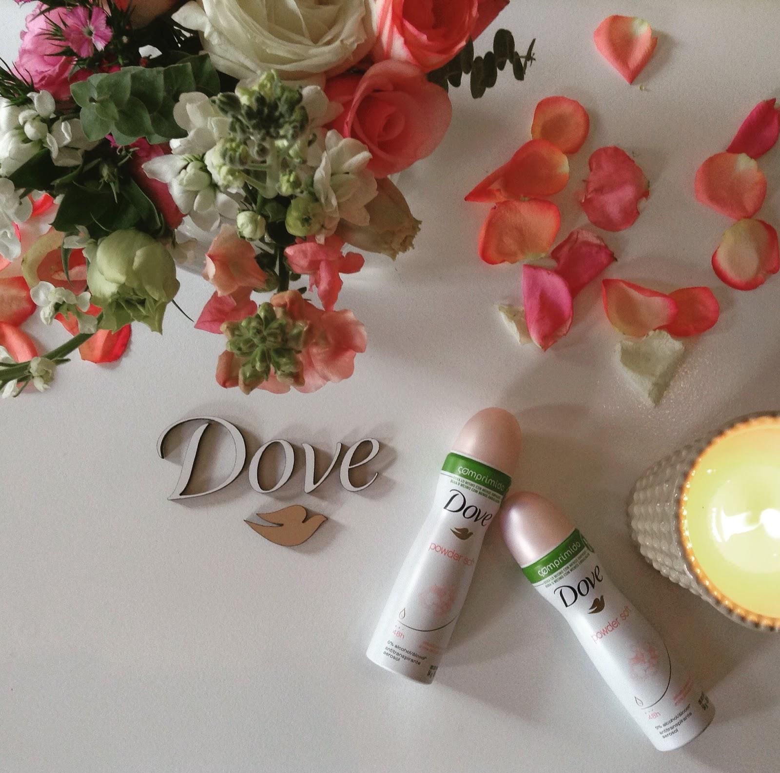 Dove, presento el nuevo antitranspirante Powder Soft, con su nueva campaña Mi tiempo Soft.: Stardoll Estudio: Blog de belleza y moda Argentina