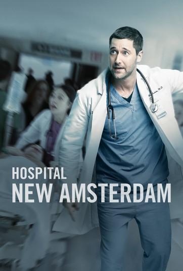 Momento Pipoca: Hospital New Amsterdam