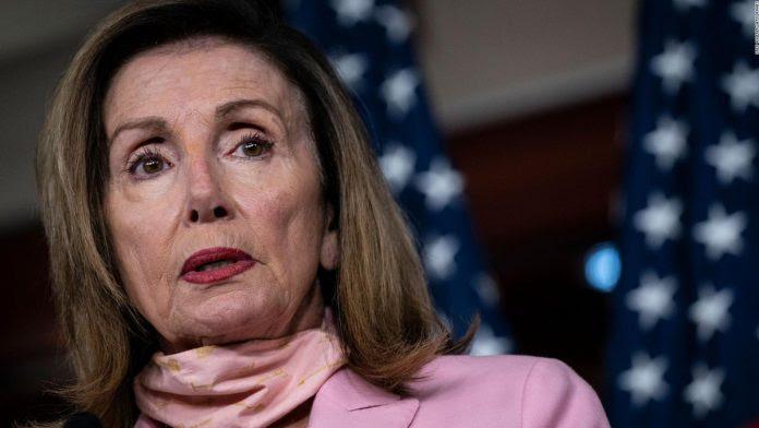 Nancy Pelosi's Home Was Vandalized
