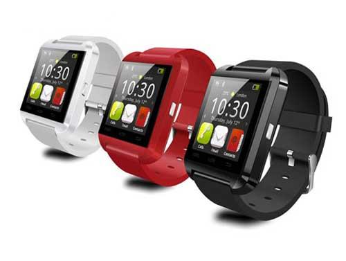 Các màu sắc đồng hồ thông minh U8