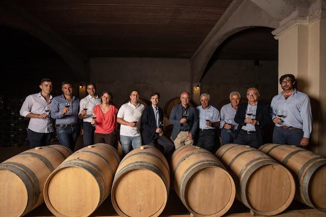 Senatore Vini in Calabrian wine