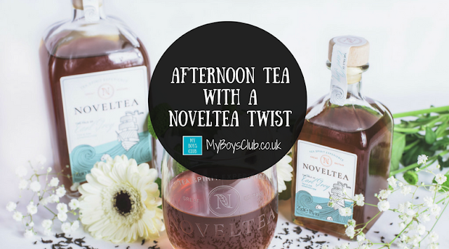 An Afternoon Tea with a Noveltea Twist
