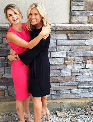 Alyssa Webster and Katie Bates