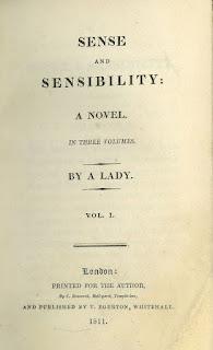Σελίδα τίτλου από την πρώτη έκδοση του 1811