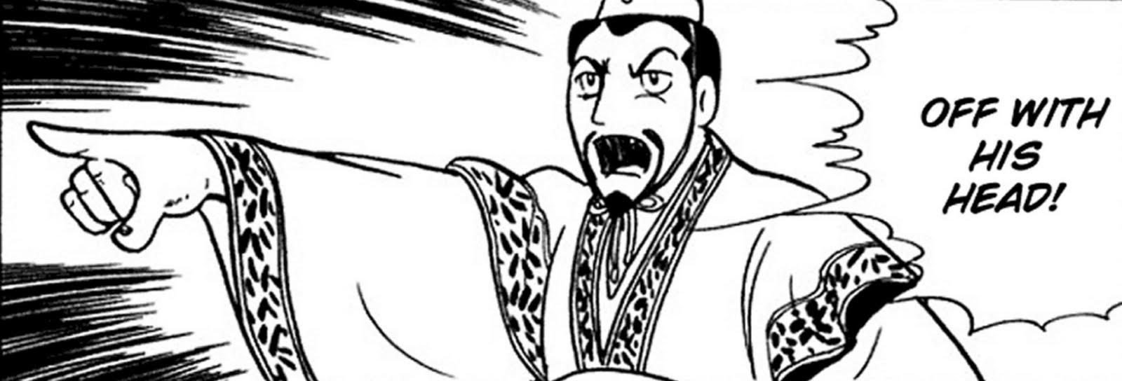 Hox Scanlations: Sangokushi v25 (will finish by June 17 no