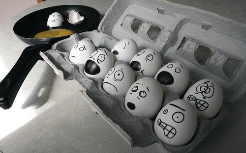 Emoting Eggs!