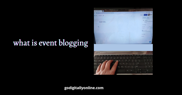 what-is-event-blogging