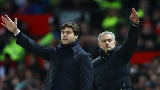 Prediksi Manchester United vs Tottenham, 28 Oktober 2017