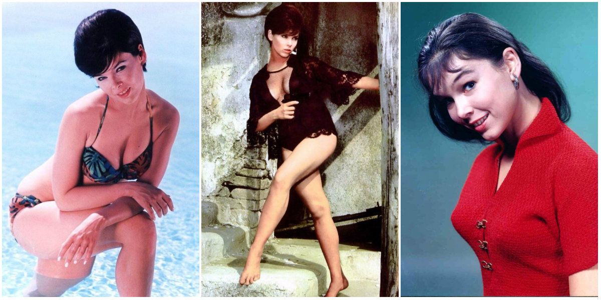 30 Wonderful Color Photographs of a Young and Sexy Yvonne Craig in the 1960s