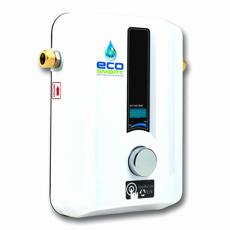 Calentador de agua ecosmart y su defecto de fabrica for Compro estanque de agua