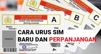 Cara Mengurus Perpanjangan SIM Online di Polres Metro Bekasi