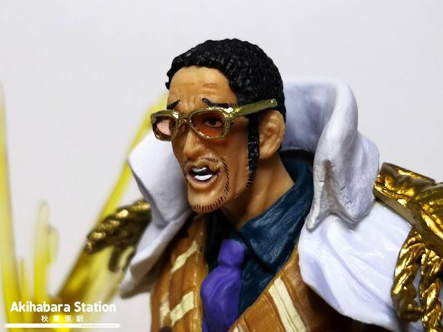 Figuarts ZERO BORSALINO KIZARU The Three Admirals - EXTRA BATTLE - de One Piece - Tamashii Nations