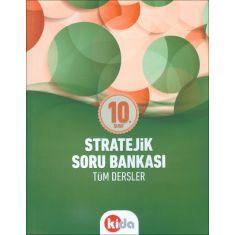 Kida Eğitim 10.Sınıf Tüm Dersler Stratejik Soru Bankası