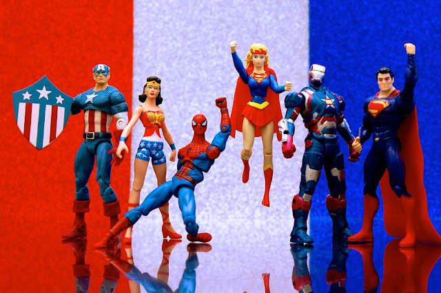 10 Best Superheroes Of All Time in History