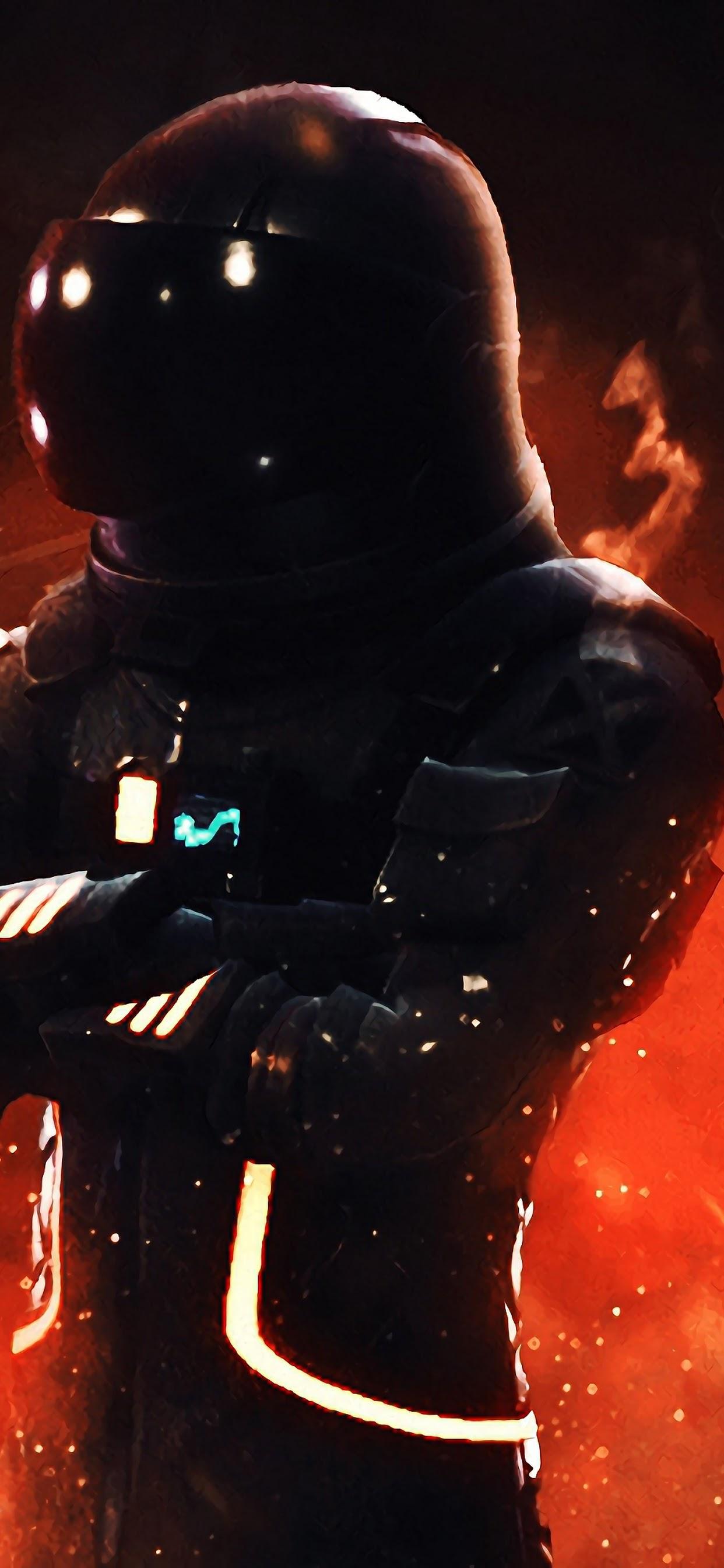 Dark Voyager Fortnite Battle Royale 4k Wallpaper 19