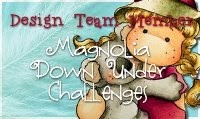 I Design For Magnolia Down Under Challenges