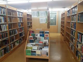 Biblioteca de Derecho UAM. Sala 3