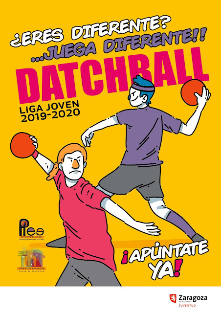 DATCHBALL: Inscripciones y Bases Temp 2019-20